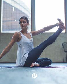 stretch twist | yoga
