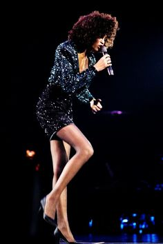Song Bird. Whitney Houston
