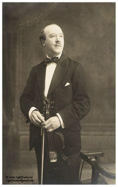 Lucien Violoniste « CHARLES TRENET
