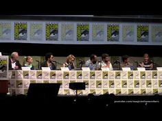 Hunger Games Catching Fire panel SDCC 2013.