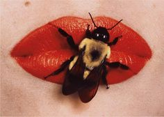 miles aldridge lips - Google Search