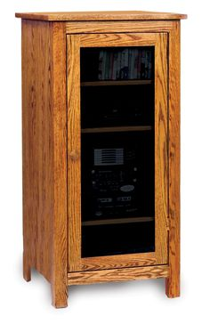 The Simple Mission Stereo Cabinet Uses Straight Lines To Create An Elegant  Piece Of Furniture Filled With Storage For All Of Your Storage Needs.