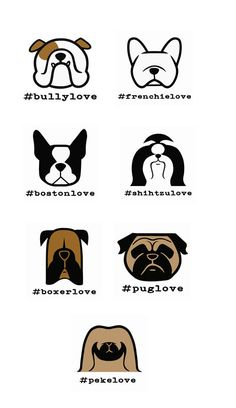 French bulldog Vinyl-Sticker-Aufkleber von SmooshfaceUnited