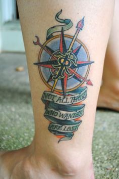 """24 """"Lord Of The Rings"""" Tattoos That You Wish You Had"""