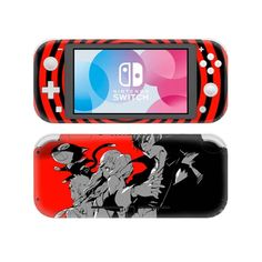 Persona 5 The Royal Skin Sticker Decal For Nintendo Switch Lite Console & Controller Protector Joy-con Switch Lite Skin Sticker Buy Nintendo Switch, Persona 5, Games To Play, Brand Names, Console, Usb, Stickers, Bluetooth, Decal