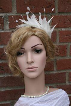 """Haarrreifen """"Kleine Prinzessin"""" ivory von JulaceWest auf DaWanda.com"""