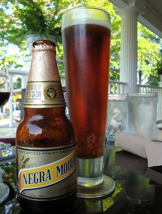 Negra Modelo - one of your better Mexican brews.