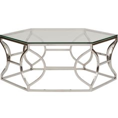 Argent Cocktail Table - Furniture - Accent Tables - Coffee Tables
