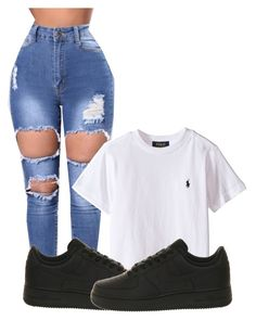 """""""Untitled #812"""" by iamlexus ❤ liked on Polyvore featuring NIKE"""
