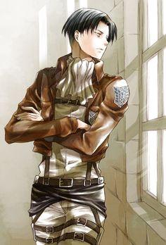 Attack on Titan (Shingeki no Kyojin) - Levi Ackerman