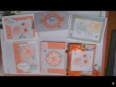 Birthday Thank You, It's Your Birthday, Paper Pumpkin, Craft Kits, Stampin Up Cards, Cardmaking, Pumpkin Ideas, Stamp Sets, Creative
