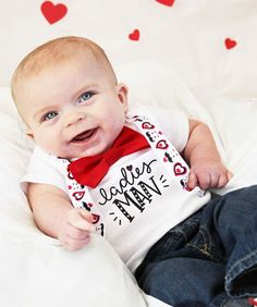 a7354ec19f2d Cute Baby Boy Valentines Day Outfit with Mustache Heart Suspenders – Noah's  Boytique Baby Boy Valentine