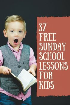 37 Free Bible-Based Sunday School Lessons for Kids Free Sunday School Lessons, Bible Lessons For Kids, Sunday School Crafts, Science Student, Free Bible, Education System, Education Quotes, Physical Education, Teaching Kids