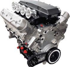 LS7 427 Black Label Harrop Crate Engine - 700HP