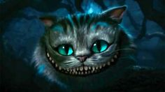 All Smiles As ONCE UPON A TIME IN WONDERLAND Bags Its Cheshire Cat
