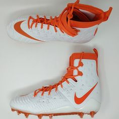 3ee56e05c336 Nike Force Savage Elite TD Lineman Football Cleats Size 14 New