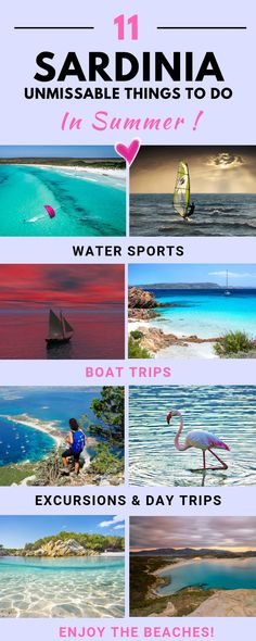 Best Things to do in Sardinia in-summer, recommended hotels, amazing day trips and tours. all by a local Sardinian! Stuff To Do, Things To Do, Sardinia Italy, Calabria Italy, Sorrento Italy, Naples Italy, Venice Italy, Italy Travel Tips, Travel Destinations