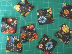 How to make it! Kaleidoscope - Four Patch Block - Quilting Tutorial from ConnectingThreads.com