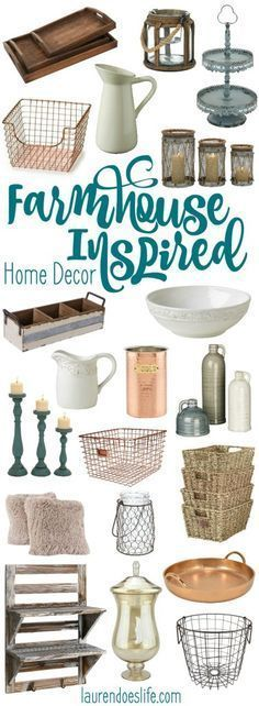 Farmhouse inspired home decor - The farmhouse look is so in right now (thanks to. Farmhouse inspired home decor – The farmhouse look is so in right now (thanks to the fabulous Joa Country Farmhouse Decor, Farmhouse Interior, Farmhouse Furniture, French Country Decorating, Farmhouse Style, Country Chic, Modern Farmhouse, French Farmhouse, Farmhouse Ideas
