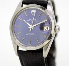 Currently at the #Catawiki auctions: Tudor Rolex Prince Oysterdate Stainless Steel Automatic Vintage Wristwatch