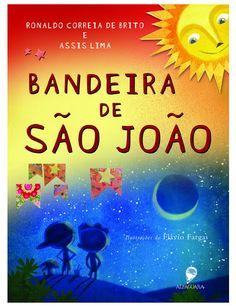 4 livros infantis sobre festa junina