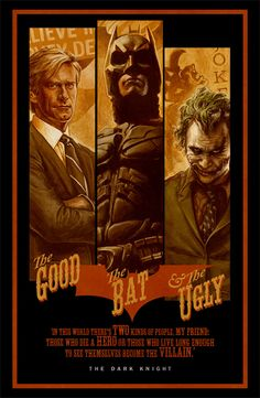 The Good, The Bat & The Ugly by Daniel Strange