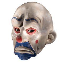 Batman Dark Knight Adult Joker Clown Mask