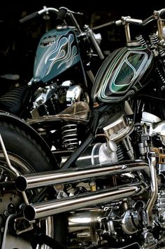bikes, bobbers, and cars