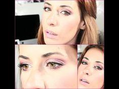 Tuto maquillage pour les yeux verts