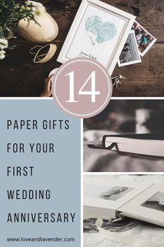 Need some help picking out a 1st anniversary paper gift for your husband or wife? Weve got a load of unique ideas to get you started!