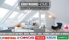 COSTRUIRE HOME Indoor & Outdoor Design - Nuovo Showroom http://affariok.blogspot.it/