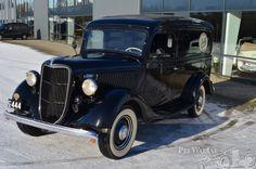 vintage delivery vans for sale   Ford V8 for Sale - Ford V8 Post-War Classic Cars for Sale - PreWarCar