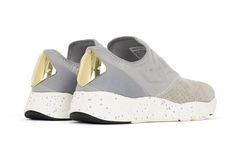 Reebok WMNS Slip-On Furylite with Gold-Plated Heels