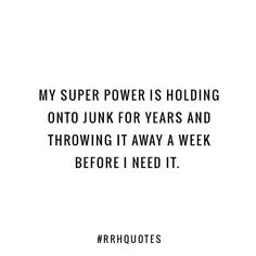 anyone else? #RRHQuotes