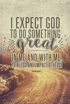 I am blessed to be a blessing! #KCM #inspiration #blessed