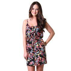 #stylesforless ... #Floral Print Sun #Dress