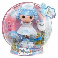 Lalaloopsy Collectors Edition Holiday Doll Ivory Ice Crystals 2017 By Mga Entertainment Http