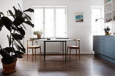 Apartamento de 50 m2 en Suecia.
