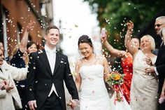 Chee Kee & Luke had a beautiful, vibrantly-coloured wedding in Nottingham.