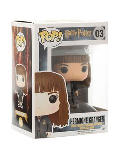 Funko Harry Potter Pop! Hermione Granger Vinyl Figure   Hot Topic