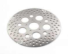 oem: Stainless steel disc is compatible with all brake pads including metal and oem. Fits models: xl fxr fxst fxsts flst flt fxd Tech note: suggested to use bolt kit for Dyna Super Glide, Dyna Wide Glide, Best Bike Shorts, Dyna Low Rider, Custom Sportster, Night Train, Electra Glide, Road Glide, Biker T Shirts