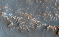 Well-Preserved Impact Ejecta on Mars Follow @GalaxyCase if you love Image of the day by NASA #imageoftheday