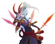 Creaciones de la comunidad de Kalista | League of Legends