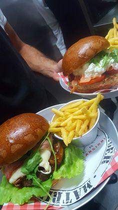 Il re degli hamburger a Palermo