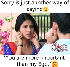 kia sorry ye waqai farq nahy parta? Sorry Quotes, Maya Quotes, Missing Quotes, True Love Quotes, Bff Quotes, Best Love Quotes, Romantic Love Quotes, Attitude Quotes, Qoutes