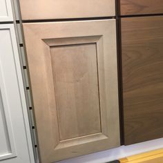 Stuart Kitchens   Beige With Grey