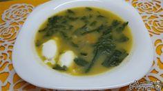 Mángold krémleves Soup, Eat, Ethnic Recipes, Life, Soups