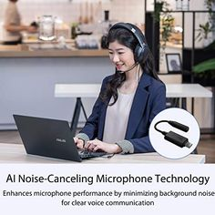 ASUS Artificial Intelligence Noise-Canceling Mic Adapter – Gameller   Gaming Gear Background Noise, Artificial Intelligence, Noise Cancelling, Gaming, Videogames, Game
