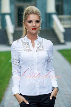 Simple Dresses, Casual Dresses, Fashion Dresses, Girls Dresses, Blouse Styles, Blouse Designs, Mode Blog, Designs For Dresses, Blouse Dress
