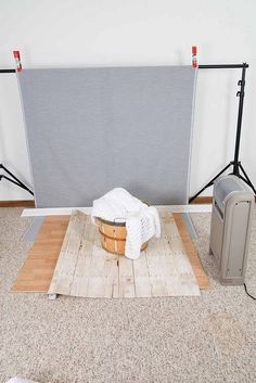 DIY Inspiring Home Photography Studio Shed - www.iheartfaces.c...